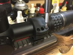 Optics Buying Guide: How To Properly Zero Your Scope, I mounted the Burris Veracity with Burris XTR Signature rings.