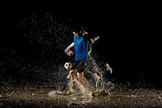 14 Impressive Soccer Action Shots to Ease Your World Cup Withdrawal Symptoms - http://thedreamwithinpictures.com/blog/14-impressive-soccer-action-shots-to-ease-your-world-cup-withdrawal-symptoms