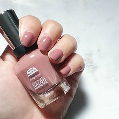 Sally Hansen Brown Nose Nail Polish | casalorena.com