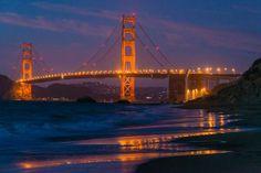 Puente de San Francisco.