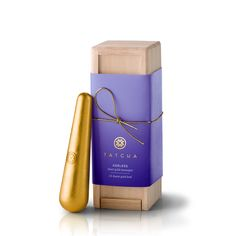 What it is:  A gold-leafed massager whose elegant shape was inspired by Japanese acupressure. The Tatcha Akari Gold Massager can be heated or cooled to maximize benefits to the skin.  Why it's different:  The Akari Gold Massager can be used daily to awaken skin, release tension and  ...