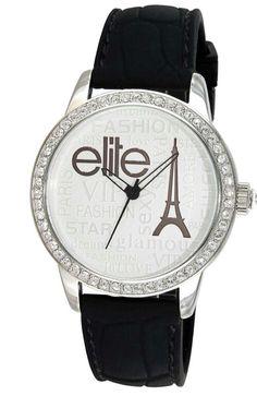 New black Elite watch - daily usage