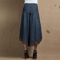 2017 summer warm pencil pants plus casual women thicken cotton skirt pants high elastic comfort insole