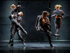 Radio and Juliet, West Australian Ballet, photo Sergey Pevnev