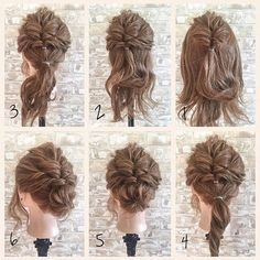 Messy Braid Tutorial