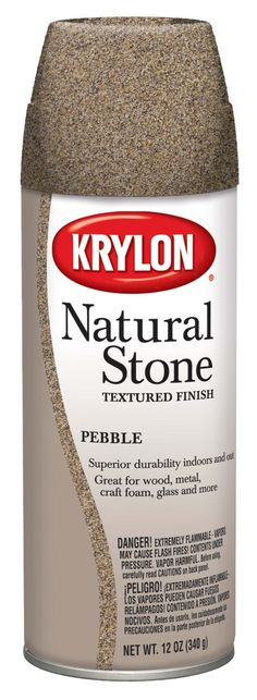 Krylon Make It Stone Spray Paint Scrap Stash To Buy