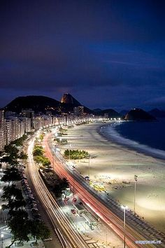 Top 10 Beautiful Beaches in the World, Copacabana, Brazil