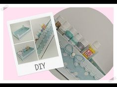 DIY - Reciclar Caja de Fruta - paso a paso - YouTube Diy Recycle, Recycling, Decoupage, Wooden Boxes, Scrap, Fun, Crafts, Youtube, Fruit Box