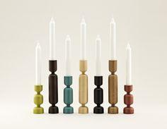 lumberjack candlestick | normann copenhagen