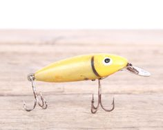 Vintage Fishing Lure / Old Fishing Lure / Midget Cisco Kid / Antique Fishing…