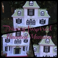 Creating your own haunted Mansion | Capturing Magic