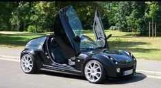 Smart Roadster, Car, Automobile, Autos, Cars