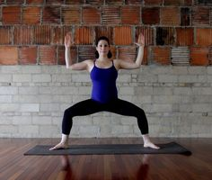Hip and Back Yoga Stretches For Pregnancy.     My hips are killing me, so I will try to do this regularly.