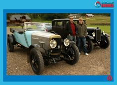 Two awesome Armstrong-Siddeley vehicles. #SouthwestEngines