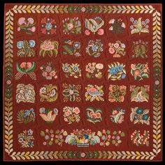 Zeruah's Legacy by Barbara Korengold (Maryland). Founders Award, $7,500. 2014 Houston International Quilt Festival