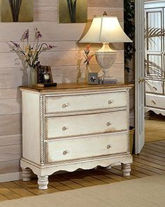 wilshire 3 drawer bachelors chest antique white hillsdale furniture httpwww amazoncom stein world furniture anna apothecary