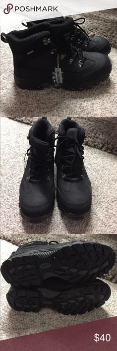 New never worn men's Wolverine waterproof boots New never worn men's Wolverine waterproof boots Wolverine Shoes Lace Up Boots