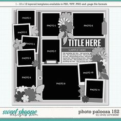 Page Template, Layout Template, Photo Drop, Buy Photos, Scrapbook Templates, Page Layout, Digital Scrapbooking, Memories, Make It Yourself