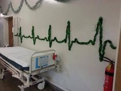 Holidays At The Hospital Well played