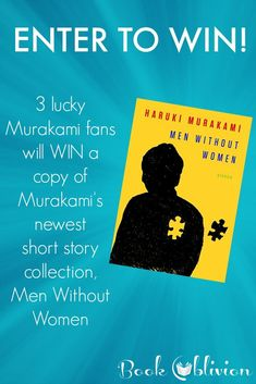 Giveaway! Men Without Women by Haruki Murakami