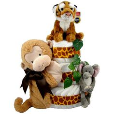 safari baby shower cakes | ... Over Gifts Lead To Baby-Shower Shooting? : Corner Stork Baby Blog