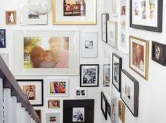 Photos Famille Escalier