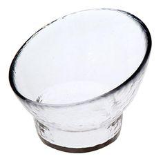 "5"" Glass Manicure Bowl"