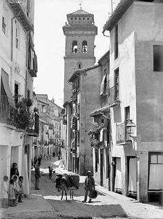 Calle Elvira, 1909