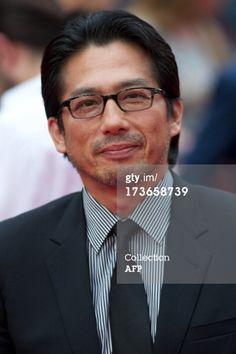 Japanese actor Hiroyuki Sanada