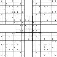 photograph about Washington Post Sudoku Printable titled 58 Suitable Sudoku visuals within just 2019 Sudoku puzzles, Quizes