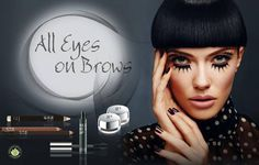 Make up Factory All Eyes on Brows Collection for Fall 2015