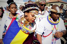 Traditional wedding - South Africa