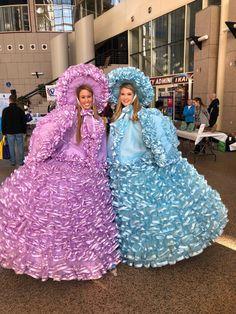 katie Ugly Dresses, Satin Dresses, Cute Dresses, Beautiful Dresses, Awesome Dresses, My Big Fat Gypsy Wedding, Gipsy Wedding, Azalea Trail Maids, Maid Dress