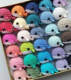 Mesmerizing Crochet an Amigurumi Rabbit Ideas. Lovely Crochet an Amigurumi Rabbit Ideas. Crochet Kawaii, Cute Crochet, Crochet Crafts, Crochet Dolls, Yarn Crafts, Crochet Projects, Knit Crochet, Sewing Projects, Crochet Baby