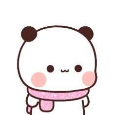 Little Panda, Cute Images, Panda Bear, Hello Kitty, Cute Animals, Fictional Characters, Drawings, Art, Pretty Animals