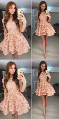 Bateau Homecoming Dresses, Pink Prom Dresses, Pink Bateau Homecoming Dresses, Bateau Homecoming Dresses, Princess A-Line Round Neck Lace Short Homecoming Dress,Prom Dresses, Short Prom Dresses, Short Homecoming Dresses, Lace Prom Dresses, Pink Lace dresses, Prom Dresses Short, Princess Prom Dresses, Pink Homecoming Dresses, Short Lace dresses, Lace Homecoming Dresses, Short Pink Prom Dresses, Pink Princess dresses, Prom Short Dresses, Homecoming Dresses Short, Lace Short dresses, Short...