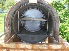 Horno Chileno con tambor