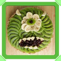 What an awesome way to include whole fruits in a dessert! I am sharing this wonderful Monsters Inc Healthy Tart recipe from The Sweetest Vegan. Not only i