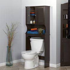 Amazon.com - RiverRidge Ellsworth Spacesaver - Espresso - Bathroom Furniture Sets