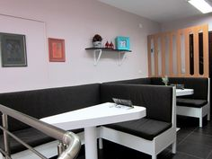 Trendy cafe - Sofia, Bulgaria, Pernik str. 119 (corner with Stumboliysky blv)