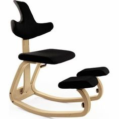Shop Varier Thatsit Balans Kneeling Chair with Backrest
