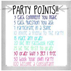 Party Points!  www.trishasmith.jamberrynails.net  trishaeverhartsmith@gmail.com