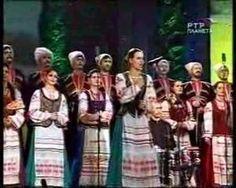 "Кубанский Казачий Хор - «Ой Стога, Стога» (солист: Марина Гольченко) / Kuban Cossack Choir - ""Oh Haystack, Oh Haystack"" (soloist: Marina Golchenko)"