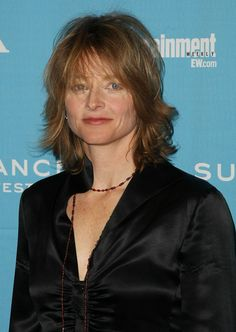 Terrific Jodie Foster Photos Photos Women In Film 2009 Crystal And Lucy Hairstyles For Women Draintrainus