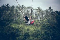 4 Recommended Things to Do in Ubud Day Trip from Canggu Beach Adventure, Adventure Travel, Adventure Couple, Bffs, Adventurous Things To Do, Videos Photos, Tropical, Videos Tumblr, Poses