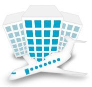Thin budget find a cheap flight easily and maybe even a hotel