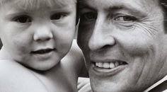 Prince Claus and prince Willem-Alexander