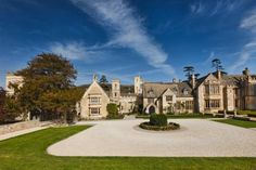 Ellenborough Park Cheltenham Spa Set in Cotswold countryside, Ellenborough Park is a magnificent English country estate with a luxury spa, fine dining and beautiful grounds. The hotel is situated just outside Cheltenham.
