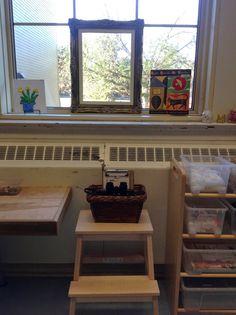 the wonder window Wonders in Kindergarten: A new classroom of possibilities!