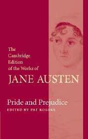 Pride and Prejudice #AustenWeek